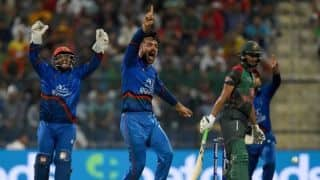 Afghanistan outplayed us: Bangladesh captain Mashrafe Mortaza