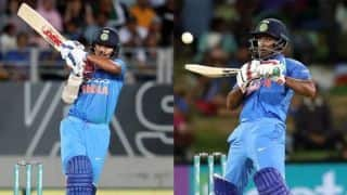 VIDEO: Time for Dhawan, Rayudu to make way for Rahul, Pant?
