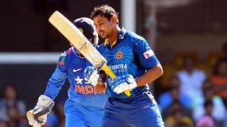India vs Sri Lanka 2014, 3rd ODI at Hyderabad: Tillakaratne Dilshan helps Sri Lanka recover