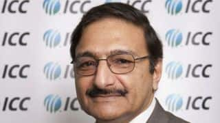 Zaka Ashraf: ICC's proposal would harm world cricket