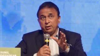 Indian batsmen have forgotten the backfoot play: Sunil Gavaskar