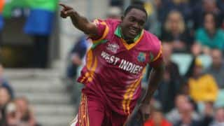 Jerome Taylor joins Mumbai Indians for IPL 2016 in place of Lasith Malinga