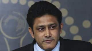 Anil Kumble resigns as head coach of Team India
