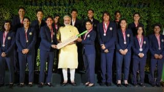 "Mithali Raj and co. to PM Narendra Modi: ""How do you handle pressure?"""