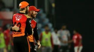 IPL 2019 points table, Orange Cap and Purple Cap holders: Updated after SRH beat KXIP