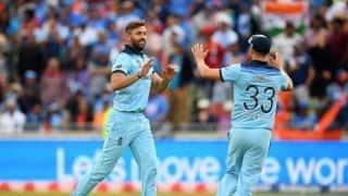 Match highlights India vs England, Match 38: Jonny Bairstow, Liam Plunkett lead England to 31-run victory, keep semi-final hopes alive