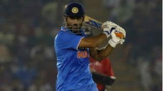 MS Dhoni at Ranchi: India captain set for last ODI at home ground?