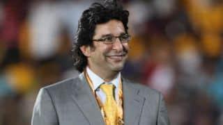 वसीम अकरम: शोएब मलिक अकेले टीम को सभी मैच नही 'जिता' सकता