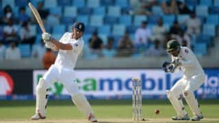 England fight back against Pakistan at Tea on Day 2 of 2nd Test at Dubai