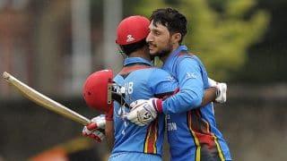 Scotland vs Afghanistan, 1st ODI at Edinburgh: Live Cricket Streaming on Afghan TV and Quipu TV (QTV)