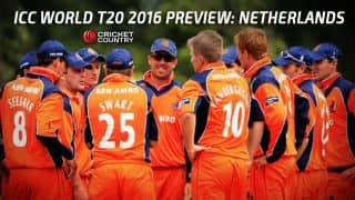 Netherlands team in ICC T20 World Cup 2016, Preview: Trying to shake off the underdog tag