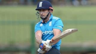 India vs England, 6th ODI in Perth: James Taylor and Jos Buttler steer England to 100