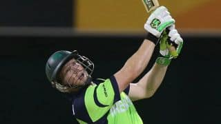 ICC Cricket World Cup 2015: Ireland captain William Porterfield hails Kevin O'Brien, Gary Wilson for victory vs UAE