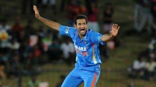 Irfan Pathan trying to come back in indian cricket team