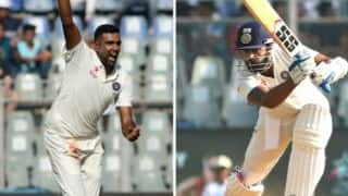 Ravichandran Ashwin, Murali Vijay included in Tamil Nadu's squad for Vijay Hazare Trophy