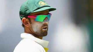 Sheffield Shield 2017, New South Wales Vs Queensland: Nathan Lyon burns toast in dressing room, match delays for 30 minutes