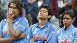 ICC Women's World Cup 2017 final: Jhulan Goswami asks Indian Eves to take pride in their performance