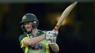 George Bailey to bat at No. 3 to avoid ODI axing