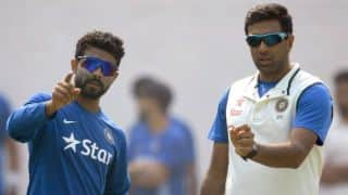 Irani Trophy 2018: Ravichandran Ashwin to replace injured Ravindra Jadeja in ROI squad