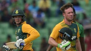 South Africans demolish BCB XI by 8 wickets in warm-up T20 tie