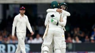 PAK maul ENG by 9 wickets to win 1st Test at Lord's; take unassailable lead