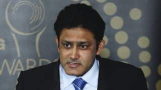 Anil Kumble selects differently-abled bowler in spin hunt