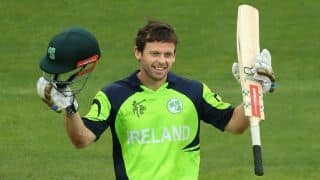 Ireland announce squad for one-off Test against Pakistan