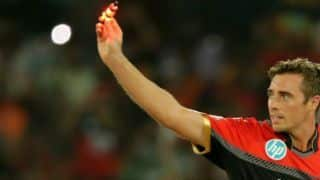 IPL 2018: Tim Southee reprimanded for breaking IPL code of conduct