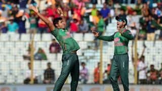 Bangladesh Premier League: Mohammad Saifuddin star as Comilla Victorians wins over Dhaka Dynamites by 1 runs