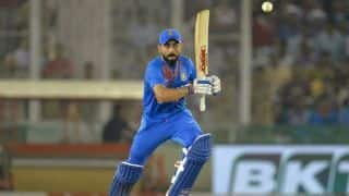 2nd T20I: Kohli guides India to emphatic seven-wicket win