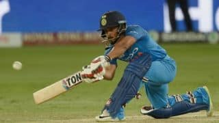 Asia Cup 2018: Kedar Jadhav to undergo scan after hamstring injury