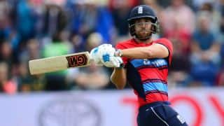 Malan's spitfire 78 ensures T20I series win for ENG vs SA