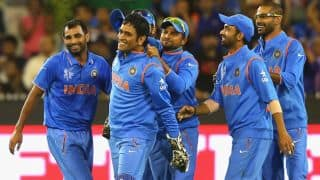 Indian squad for Bangladesh tour to be picked on May 20