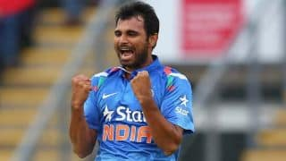 Shami looks forward to ICC World Cup 2015