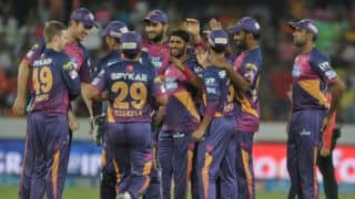 Rising Pune Supergiants vs Sunrisers Hyderabad, IPL 2016 Match 40 at Visakapatnam: RPS' likely XI