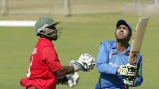 Zimbabwe vs Afghanistan, 2nd ODI at Bulawayo: Afghanistan set target of 257