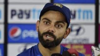 No excuses, we're expected to raise our standard of cricket: Virat Kohli
