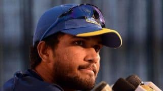 Dinesh Chandimal ruled out of third Test against England