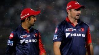 आईपीएल 2018: दिल्ली डेयरडेविल्स ने बारिश पर फोड़ा हार का ठीकरा