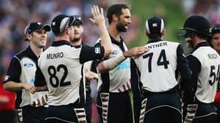 New Zealand vs England, T20 World Cup 2016: Kiwis' likely XI