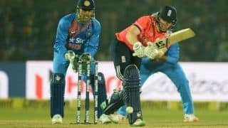 Eoin Morgan completes 1,500 runs in T20Is during India vs England clash at Kanpur