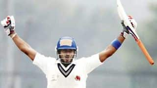 Ranji Trophy 2016-17, Day 4, Round 2, match results and highlights: Aditya Tare's knock for Mumbai ensures draw against Baroda