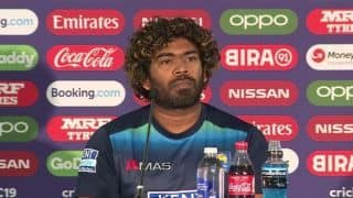 Bowlers have a big role to play in Afghanistan game: Lasith Malinga