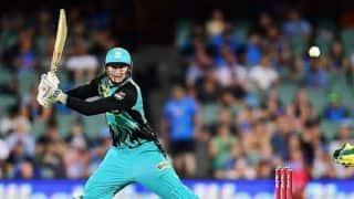 BBL: Matt Renshaw's unbeaten 90 guides Brisbane Heat to six-wicket win over Adelaide Strikers