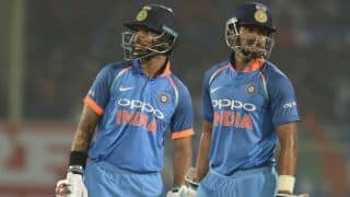 Iyer-Dhawan show, and other highlights from Visakhapatnam