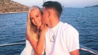 england allrounder sam curran s girl friend s birthday but he cannot meet her know why and see gorgeous photos