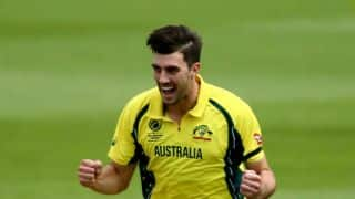 Pat Cummins to miss T20I series vs India