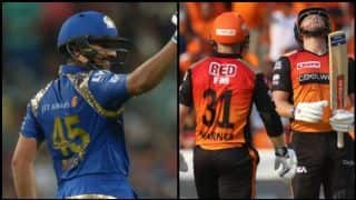 IPL 2019, Hyderabad vs Mumbai: Rohit Sharma and co. to face Warner-Bairstow's challenge