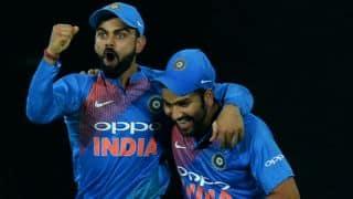 Virat Kohli asks Rohit Sharma to share handbook on scoring double-hundreds