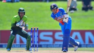 """Shubman Gill's father opens up on his """"dedicated"""" son's cricket journey"""